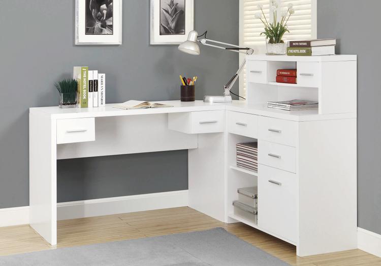 Monarch Specialties Computer Desk - Left Or Right Facing Corner [Item # I7028]