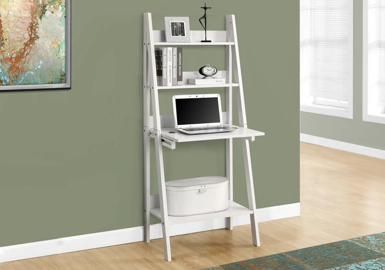 Monarch Specialties Computer Desk - Ladder Style
