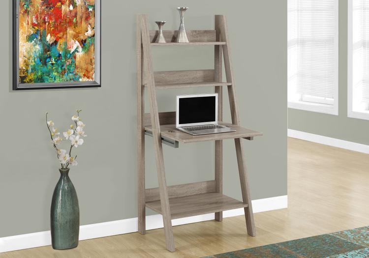Monarch Specialties Computer Desk - Ladder Style