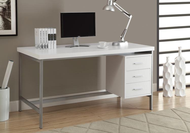 Monarch Specialties Computer Desk - Metal [Item # I7046]