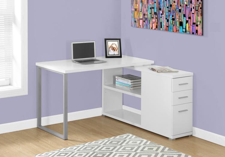 Monarch Specialties Corner Computer Desk