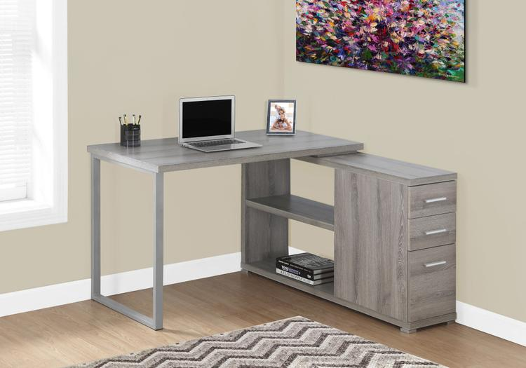 Monarch Specialties Corner Computer Desk [Item # I7134]