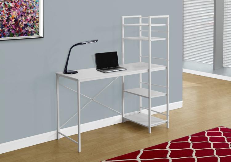 Monarch Specialties Computer Desk - Top/Metal
