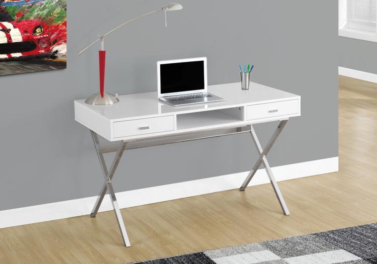 Computer Desk - Metal