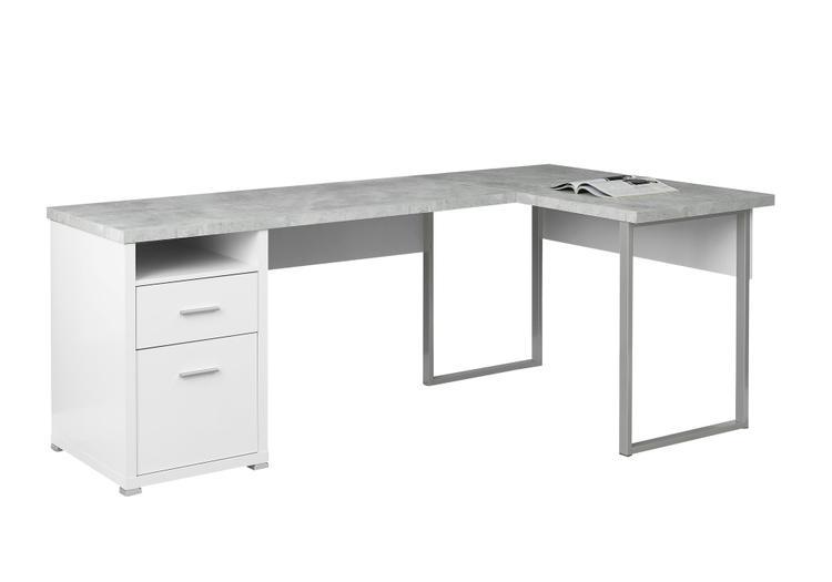 Monarch Specialties Computer Desk - 80