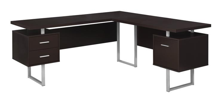 Monarch Specialties Computer Desk - 70
