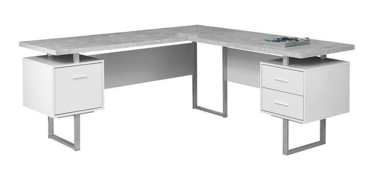 Monarch Specialties Computer Desk Left Or Right Facing