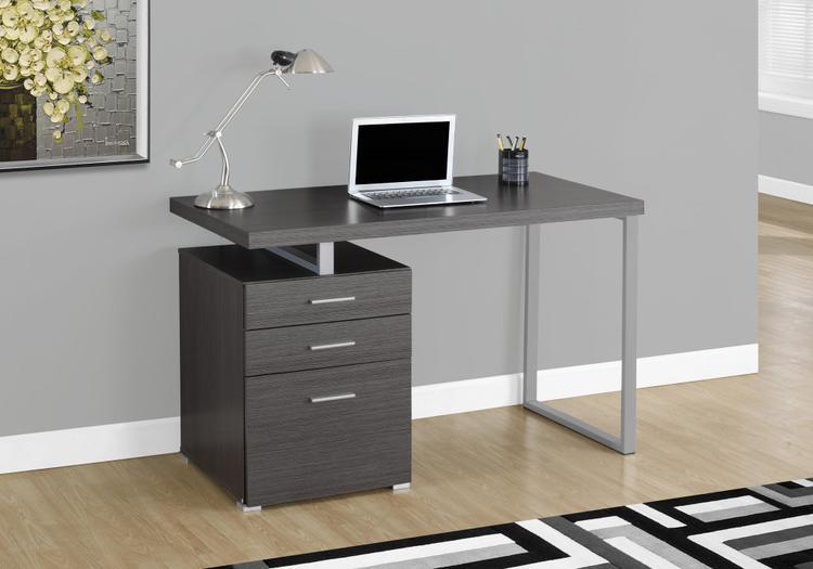 Monarch Specialties Reclaimed-Look Left/Right Facing Desk [Item # I7426]
