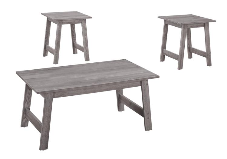 Monarch Specialties 3-Piece Table Set [Item # I7932P]
