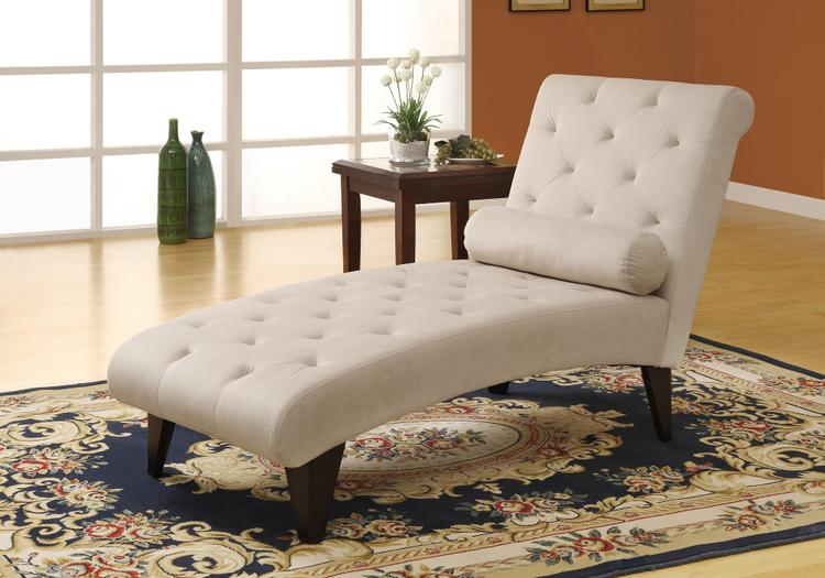 Monarch Specialties Chaise Lounger