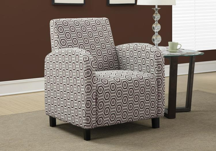 Monarch Specialties Accent Chair - Fabric