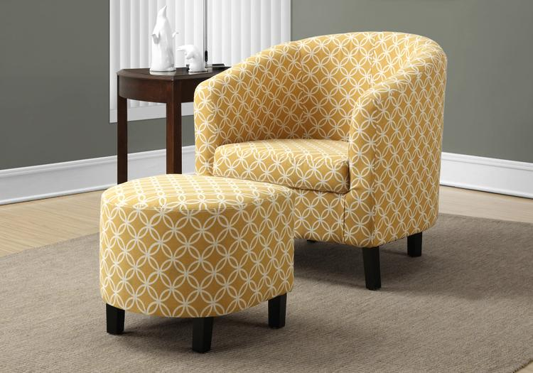 Monarch Specialties Accent Chair