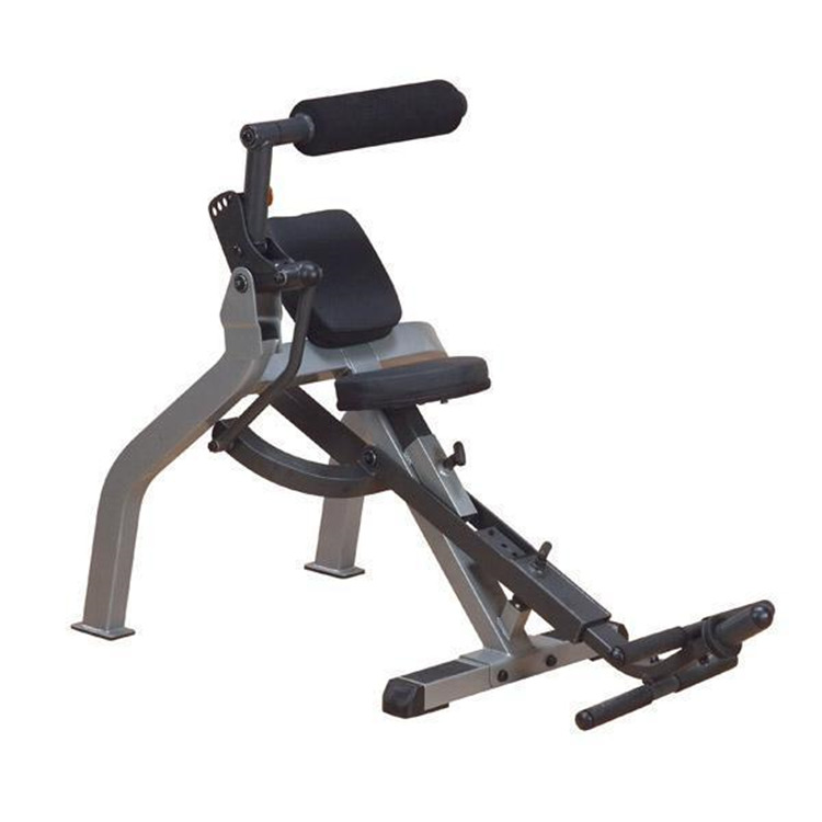 Body Solid Semi-Recumbant Dual Ab Bench