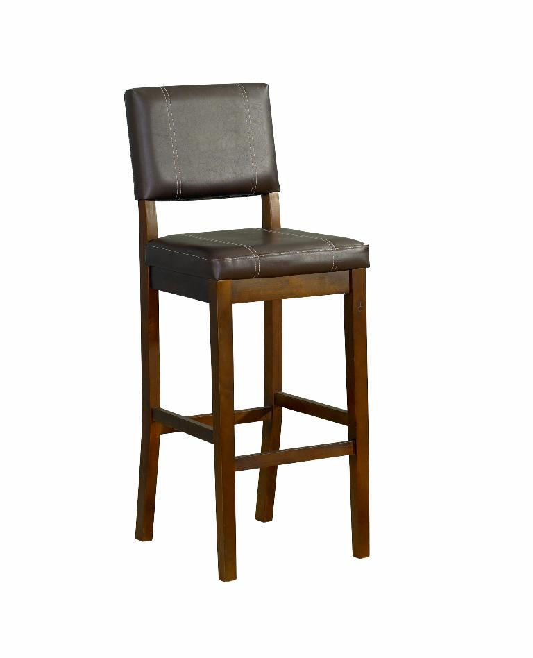 Milano Bar Stool Brown 30