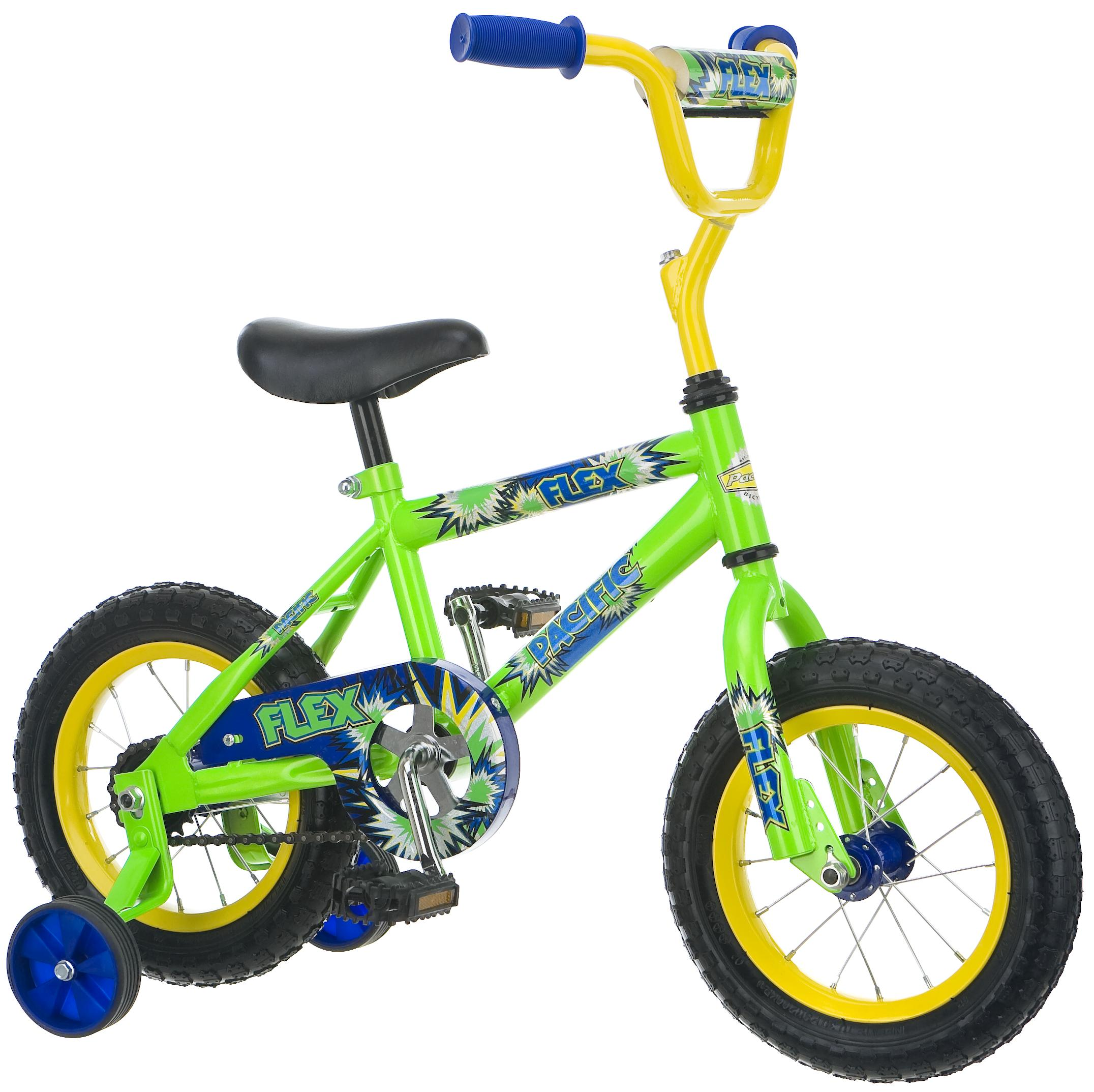 Pacific 12 in. Boy's Flex Bicycle