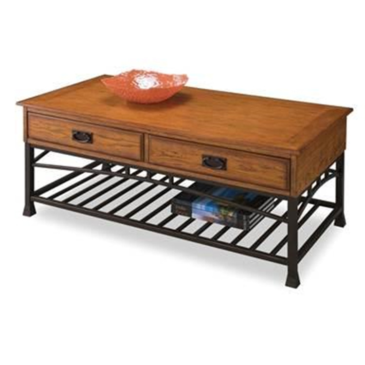 Modern Craftsman Coffee Table