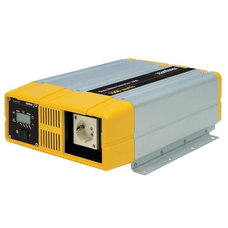 Xantrex PROsine 1800I 12VDC 230VAC Hardwire w/Transfer Switch Power Inverter