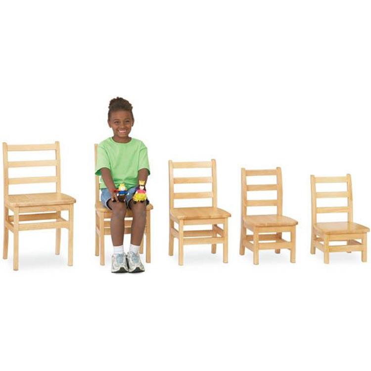 Jonti-Craft Kydz Ladderback Chair