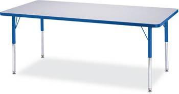 Jonti-Craft Kydz Activity Table - Rectangle