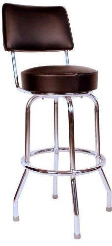 1957 Inspired Floridian Swivel Bar Stool