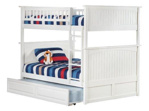 Nantucket Bunk with Trundle