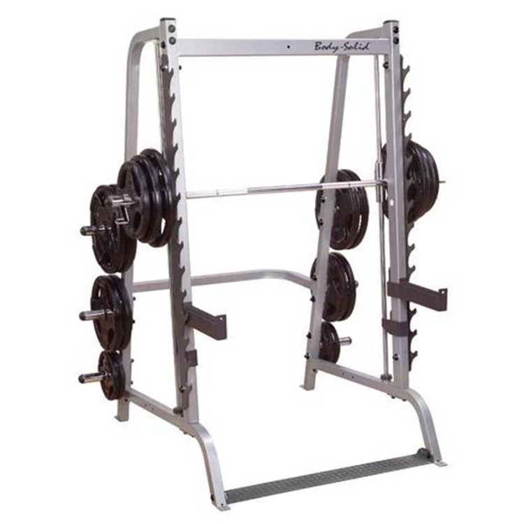 Series 7 Smith Machine with Linear Bearings