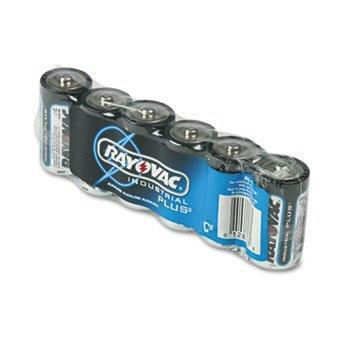 Alkaline 6 Pack C Batteries