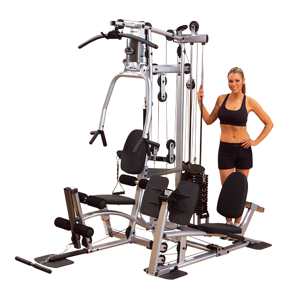 Body Solid Powerline P2X Home Gym and Leg Press