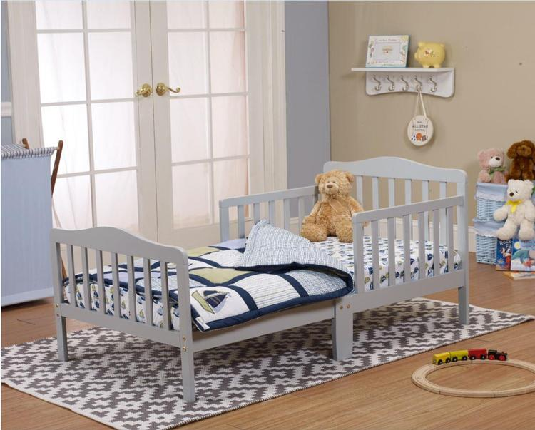 Orbelle Contemporary Toddler Bed