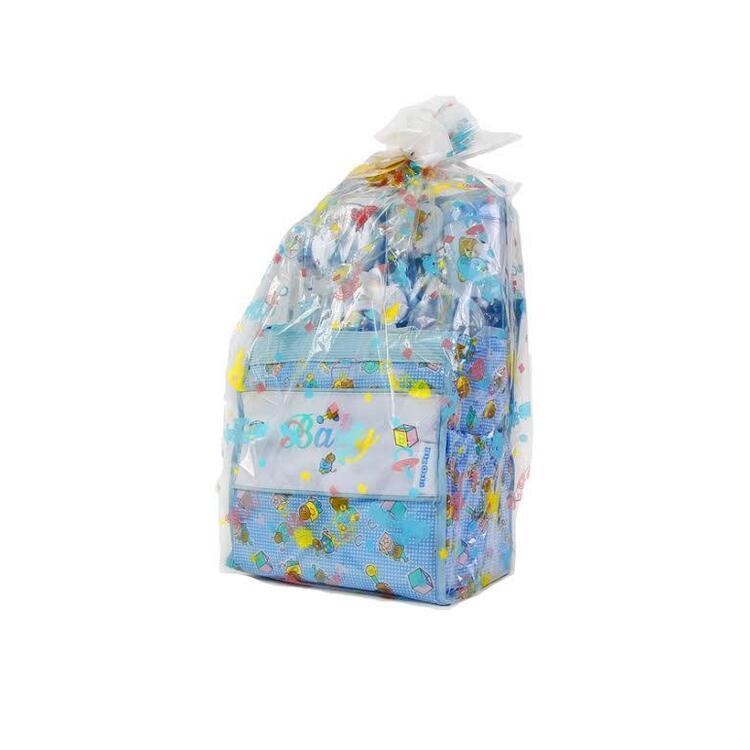 Big Oshi Baby Essentials 13 Piece Diaper Bag Toy Gift Set Newborn