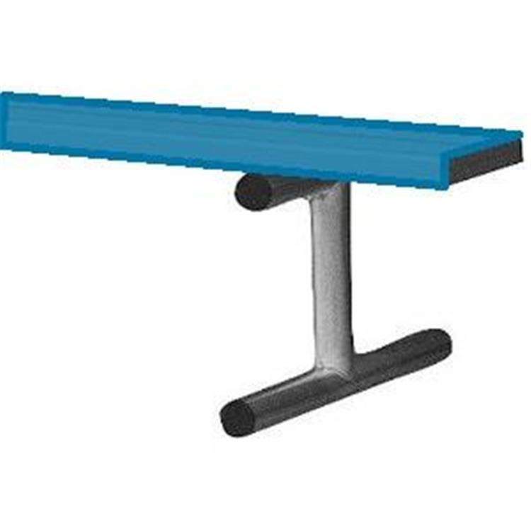 BSN Sports Powder-Coated Portable Player's Bench Without Back