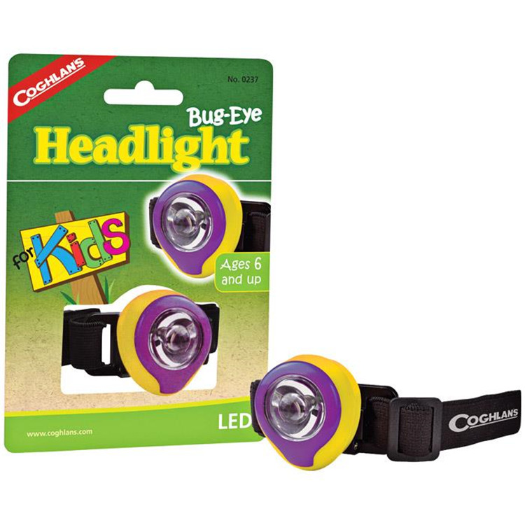 BugEye Headlight for Kids