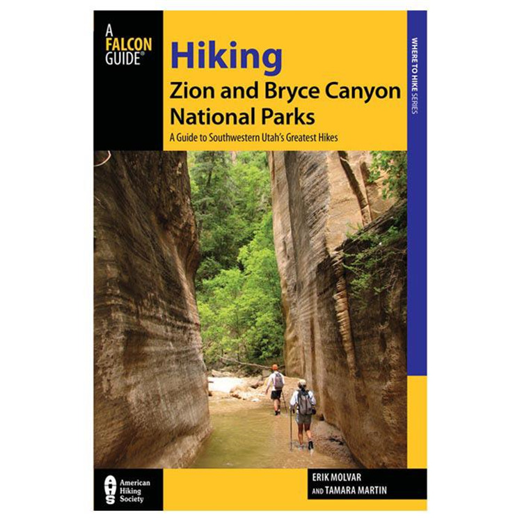 Hiking Zion and Bryce National Park