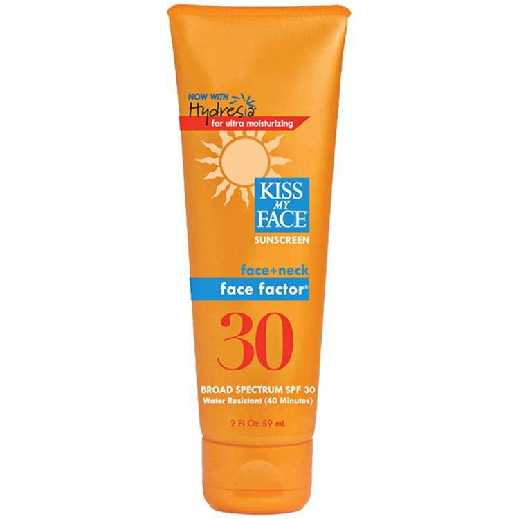 Kiss My Face Sun Care