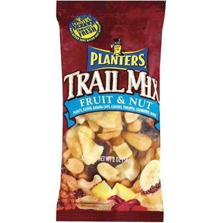Planters Trail Mix - Fruit & Nut
