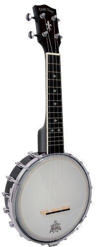 Concert-Scale Professional Banjo Ukulele