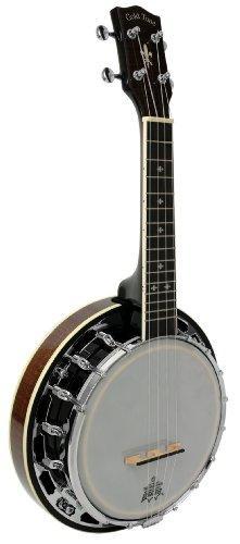 Concert Scale Professional Banjo Ukulele With Resonator
