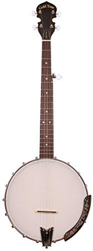 Cc-50Tr Short Scale Travel Banjo For Left Hand Players