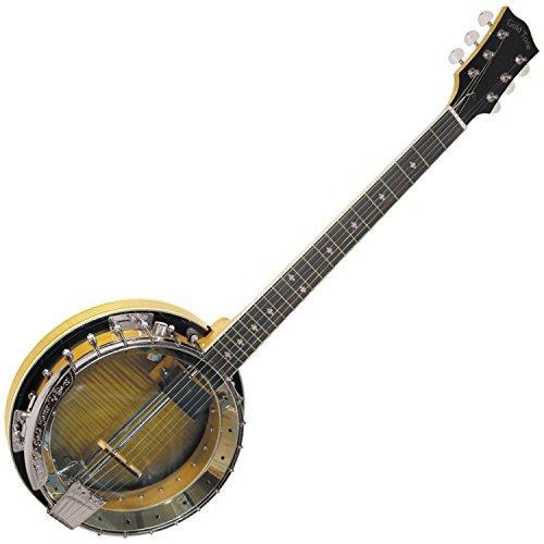 Professional 6-String Banjitar
