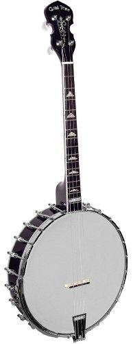 Professional 4-String Irish Tenor Openback Banjo