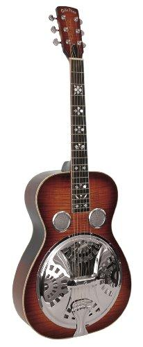 PBR-D Paul Beard Signature Series Resophonic Deluxe Roundneck Guitar - [I-PBR-D]