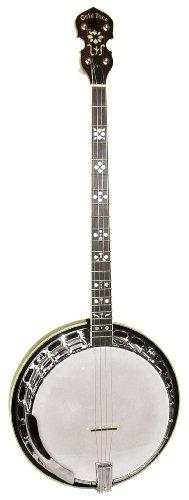 PS-250 Professional 4-String Plectrum Banjo