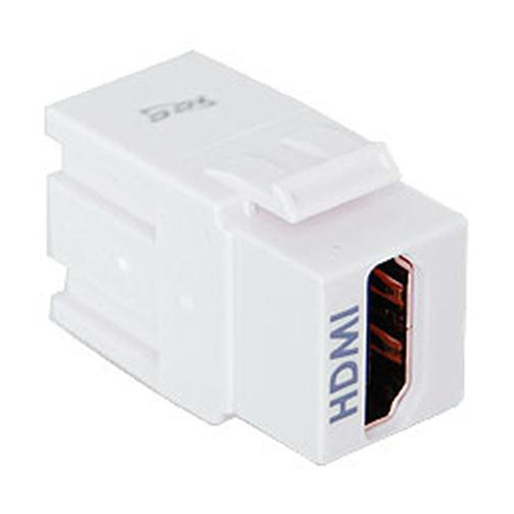 Hdmi Modular Connector White