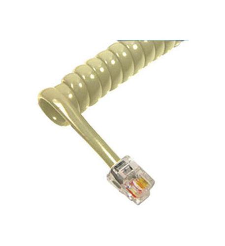 Gcha444006-Fan 6' Ash Handset Cord