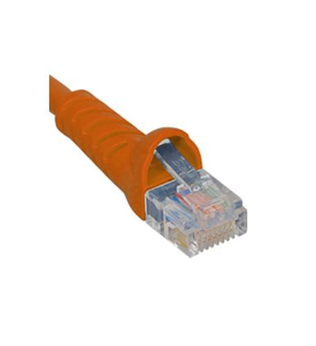 Patch Cord- Cat 5E- Molded Boot