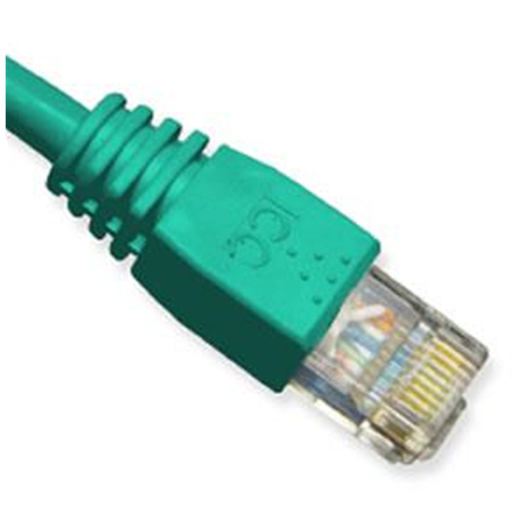 PatchCord 3' Cat5E Green