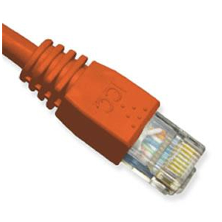 PatchCord 7' Cat5E- Red