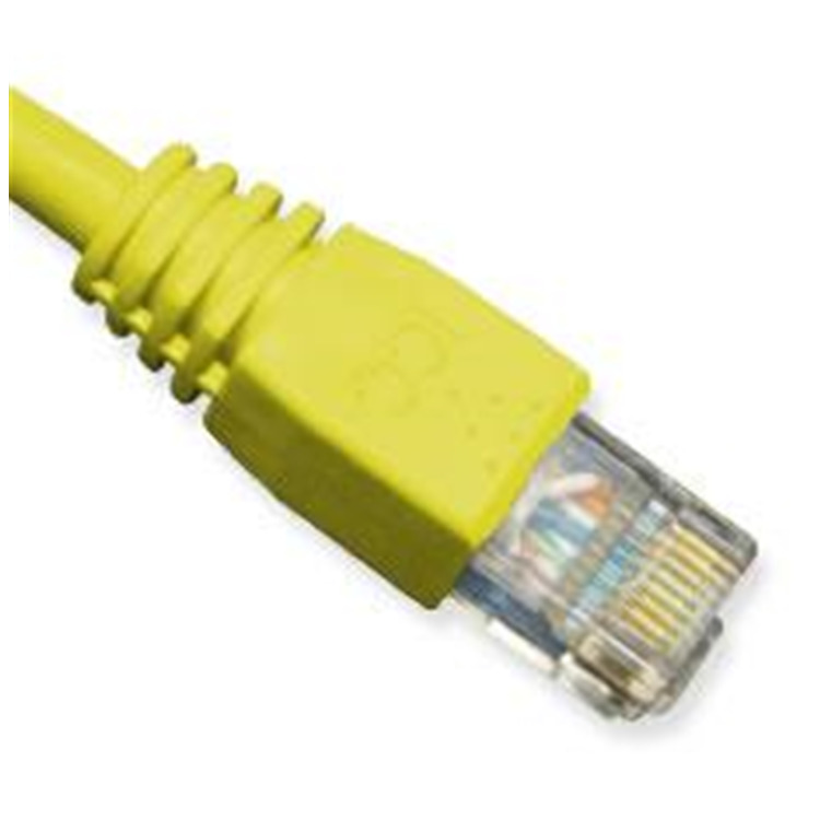PatchCord 7' Cat5E Yellow