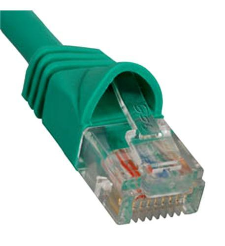 Patch Cord- Cat 6- Molded Boot