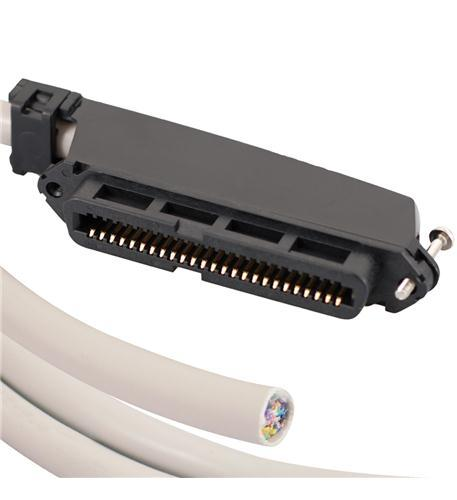 25-Pair Cable Assembly- F-Blunt